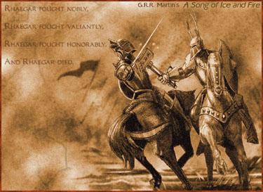 Rhaegar y Robert